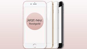 Gewinnchance auf das iPhone 6s sichern!