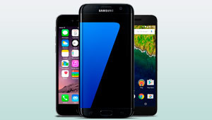 Gewinnen Sie ein Smartphone!