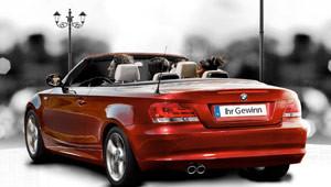 Persönlichen 1er BMW gewinnen!