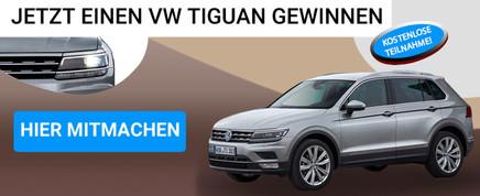 Gewinnen Sie einen SUV von VW!