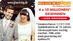 Ihre Chance auf 10 Millionen Euro!