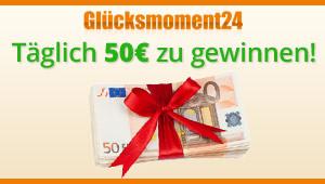 50 Euro täglich!