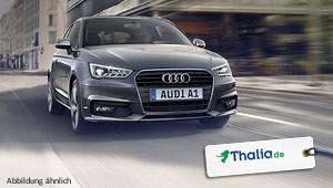 Audi A1 oder 18.000 € gewinnen