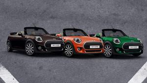Gewinnen Sie ein Mini Cabrio!