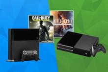 Gewinnen Sie eine PS4!