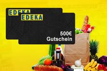 Edeka-Gutschein gewinnen.