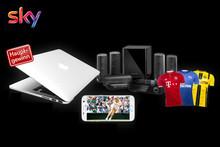 MacBook und mehr gewinnen