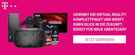 VR-Technikpaket gewinnen!