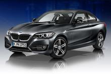 BMW Coupé gewinnen