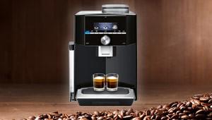 Kaffeevollautomat gewinnen!