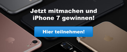 Gewinnen Sie ein iPhone 7!
