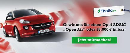 Gewinnen Sie ein neues Auto!