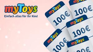 100 € Gutschein gewinnen!