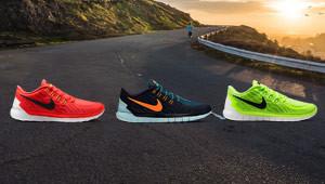 Nike Laufschuhe gewinnen!