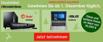 Handelsblatt Adventskalender