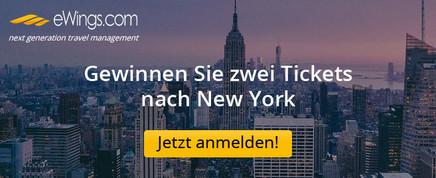 Flüge nach New York gewinnen!