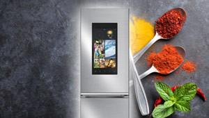 Smart-Kühlschrank gewinnen!