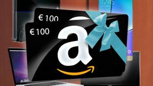 200 € Amazongutschein gewinnen
