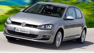 Gewinnen Sie einen VW Golf!