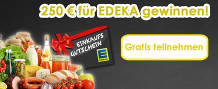 250 € EDEKA Gutschein gewinnen