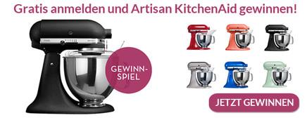 Gewinnen Sie eine KitchenAid!