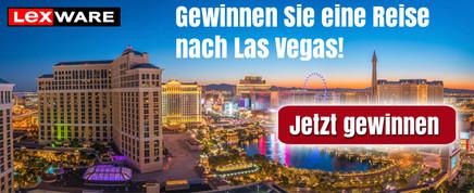 Las Vegas Reise gewinnen!