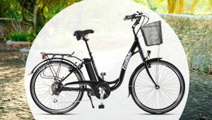 Gewinnen Sie ein E-Bike!