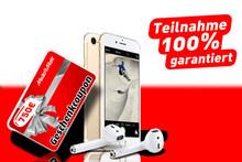 Gutschein&iPhone gewinnen