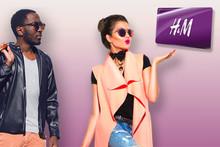 200 € Gutschein für H&M