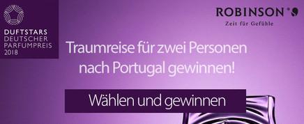 Portugal-Reise gewinnen!