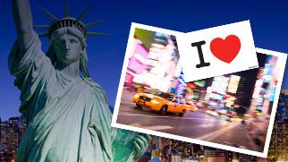 Gewinnen Sie eine Shopping-Reise nach New York!