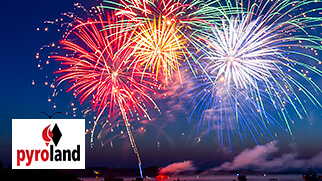 Feuerwerk im Wert von über 1.000 € gewinnen!