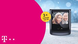 Mitmachen und motorola 5G Smartphone gewinnen!